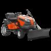Kép 2/2 - Hótoló lap Traktorra