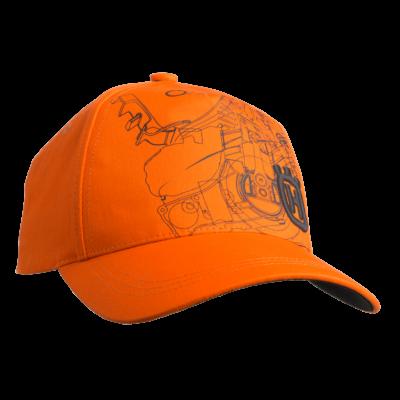 Narancssárga Sapka